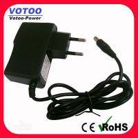 China EU / AUS Plug 5V 1A Universal AC Adapter To DC Power Adapter 5.5 x 2.1 mm on sale