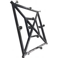 Quality 1.8m*1.8m Large Lighting Truss Accessories Black Truss Basement For Speaker Truss for sale