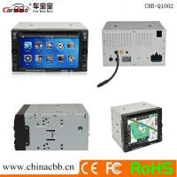 China 6.2 Screen Size and Dashboard Placement Car DVD Player on sale