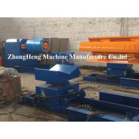 China PPGI / GI / PPGL Coils Hydraulic Decoiler For Sheet Metal 0 ~ 15 m / min on sale