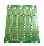 Security electronics print circuit board