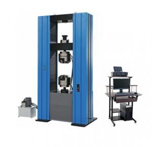 China Metal Bending Strength Testing Instrument , Metal Tensile Testing Machine , Digital Universal Testing Machine 500KN on sale