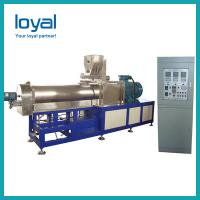 Multifunctional Turnkey Corn Flakes Fruit Loops Cereal Snacks Processing Line Manufactures