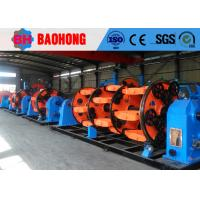High Speed Sun Planetary Strander High Rotating Speed Fast Delivery Manufactures