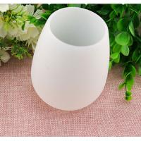 hot selling fashion design BPA free silicone wine cup for drinking ,silicon drinking cup Manufactures