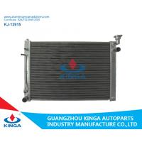 TANK 40MM / 30MM Toyota Car Radiator For Alphard 04-at OEM 16041-20380 Manufactures