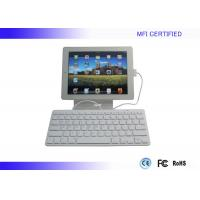 Durable MFI iPad Wired Keyboard 8 Pin Connector PC ABS Safe Manufactures