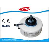 Resin Packing Asynchronous Motor , Electric Air Conditioner Condenser Fan Motor 18W Manufactures