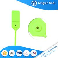 China Tengxin TX-PS105 adjustable length plastic security seals for container doors on sale