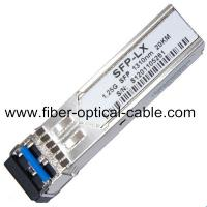 China 1.25g SFP  20km Fiber Optic Module on sale