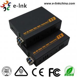 HDMI 2.0 over Fiber Optic Extender Manufactures