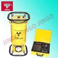 NDT protable X ray flaw detector,frequency conversion gas-insulated X-ray 3005 Manufactures