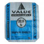 pp block bottom valve bag, valve bag for cement sand Manufactures