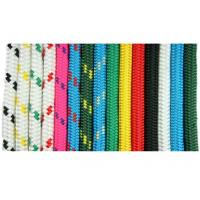 9.525mm Nylon double braid dock line yacht rope code from China factory Manufactures