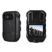 1080P Wearable Body Worn Video Camera , GPS 3G 4G Body Worn Camera Manufactures