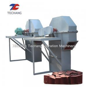 China High Performance Bucket Elevator Conveyor , Low Noise Grain Bucket Elevator on sale
