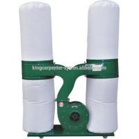 DC9030 woodworking dust collector with 2 fabric bags Manufactures