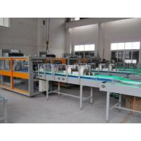 High speed linear PE film heat shrink wrapping machine / good price packaging equipment Manufactures