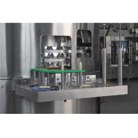 Micro Pressure Plastic Bottle Filling Machine Electric for 5 Gallon Mineral Manufactures