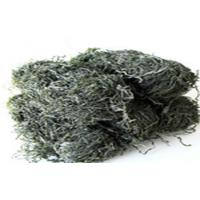 Green Products Organic Roasted Seaweed , Delicous Flavor Dried Brown Seaweed Manufactures