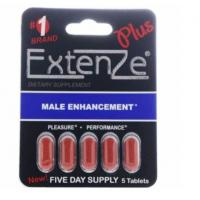 China Extenze Male Sex Enhancement Pills Extenze Plus Increase Penis And Girth on sale