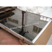 AISI 304 430 Cold Rolled Stainless Steel Metal Sheet Mirror Finish For Decoration Manufactures