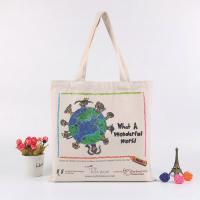 China Custom Canvas Bags on sale