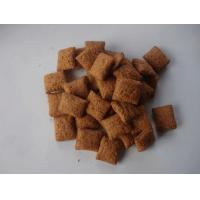 Quality Indian sandwich Rice Cracker and Puffed Snack Production Line for sale