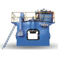 22KW Stainless Steel Elbow Forming Machine Pushing Force 600 - 5000KN Stable Functioning Manufactures