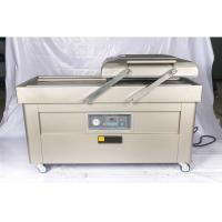 China DZ600-2SB food vacuum packing machine with double chamber on sale