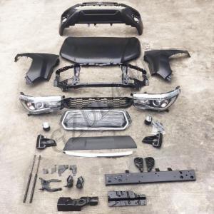 China Toyota Hilux Vigo 05 14 Convert To Hilux Rocco 4x4 Facelift Body Kits on sale