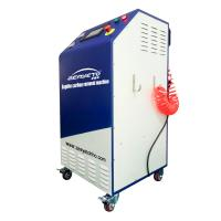AC 220V HHO Carbon Cleaner / 50 60 Hz Diesel Engine Decarbonizer Touch Screen Control Manufactures
