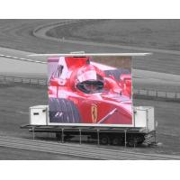 DIP/SMD Outdoor LED Display Boards Water Proof Advertising Wall P10mm High Definition Manufactures
