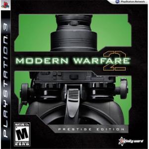 China Call of Duty Modern Warfare 2 Prestige Edition PS3 ver on sale
