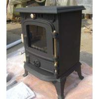 Antique Cast Iron Chimney Fire Pit Fireplace Smokeless Cast Iron Wood Stove Manufactures