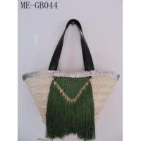 China Fashion Bag DOT Design Bag Lady Handbag Straw Bag on sale