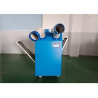 Quality Customized 5500W Spot Coolers Portable Air Conditioners With Two Flexible Hoses for sale