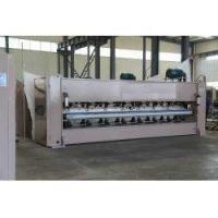 High Speed Felt Making Machine , Textile PP Non Woven Fabric Making Machine Manufactures