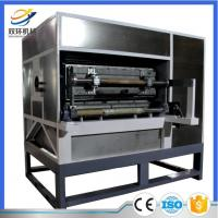 Fully automatic recycling waste paper egg tray machine with best price Manufactures