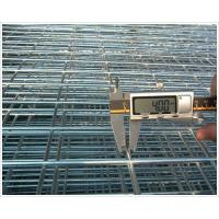 China construction reinforcing steel bar mesh/Heavy Welded mesh panel on sale