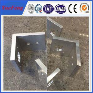 6061 aluminum block milling / aluminium cnc milling OEM / cnc machining aluminium products Manufactures