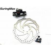 High Performance Bicycle Disk Brakes For Front Wheel 160mm Diameter Manufactures