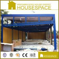 China Modern Prefab Container House 20 Feet , Modular Container House With Steel Frame on sale