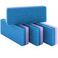 China two sides of  Pumice Sponge Factory on sale