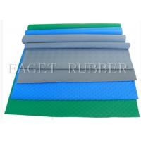 Eco-friendly Natural Neoprene CR EPDM SBR Rubber Sheet Manufactures