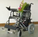 Li Battery Power Wheelchair  (QX-04-01D) Manufactures