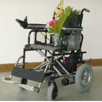 Buy cheap Li Battery Power Wheelchair (QX-04-01D) from wholesalers