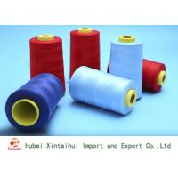 Strong Polyester Industrial Sewing Machine Thread20/2 Ring Spun Dyed Color Manufactures