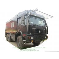 HOWO All Wheels Drive  Off Road 6X6 Anti-riot Police Water Cannon Truck Customizing Manufactures