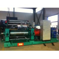 560mm Roller Diameter Rubber Processing Machines 22 Inch Abb Motor 110kw Manufactures